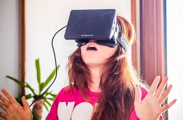 ¿Cómo cambiaran los juegos con Oculus Rift?