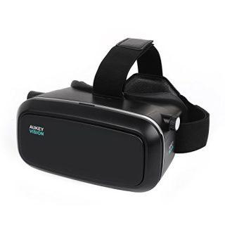 AUKEY-3D-VR-Headset-Gafas-de-Realidad-Virtual-Ajustable-para-Pelculas-3D-y-Juegos-de-Vdeo-Compatible-con-iPhone-Samsung-Smartphones-de-37-55-Pulgadas-VR-O1-0