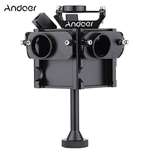Andoer-360-Grados-VR-Soporte-Jaula-Monopod-FPV-area-Panorama-Completo-Shot-Fotografa-de-Imagen-Panormica-Captura-de-Video-Accesorios-Accin-Cmara-para-Hero-GoPro-33-4-0