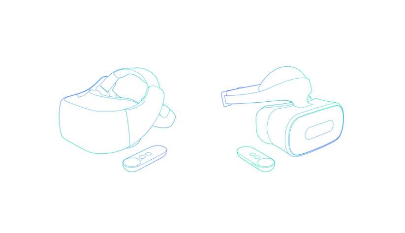 Standalone: Las nuevas gafas de realidad virtual autónomas de Google