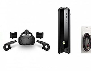 HTC-Vive-5-Items-Bundle-HTC-Vive-Virtual-Reality-Headset-Alienware-X51-Series-Desktop-Package-8GB-1TB-with-2-Mytrix-High-Quality-HDMI-Cable-and-3-GamesVersin-EEUU-importado-0