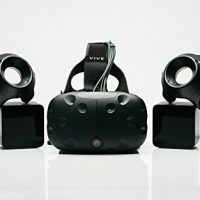 HTC-Vive-5-Items-Bundle-HTC-Vive-Virtual-Reality-Headset-Alienware-X51-Series-Desktop-Package-8GB-1TB-with-2-Mytrix-High-Quality-HDMI-Cable-and-3-GamesVersin-EEUU-importado-0-7