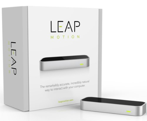 Leap-Motion-Controlador-de-movimiento-para-ordenadorWindows-Mac-Plateado-y-negro-0