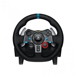 Logitech-G29-Volante-para-simulacin-de-carreras-compatible-con-PS4-PS3-y-PC-0