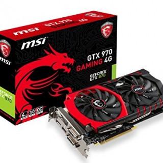 MSI-GeForce-GTX-970-Gaming-Tarjeta-grfica-ATX-HDMI-DL-DVI-D1DL-DVI-I-1-GDDR5-64-M-x-256-bit-0