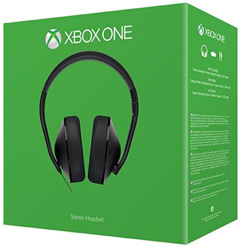 Microsoft-Auriculares-Stereo-con-cable-Reedicin-Xbox-One-0