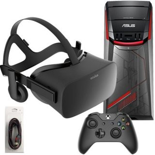 Oculus-Rift-3-Items-Bundle-Oculus-Rift-Virtual-Reality-Headset-ASUS-G11CD-Desktop-Package-8GB-1TB-with-Mytrix-High-Quality-HDMI-CableVersin-EEUU-importado-0