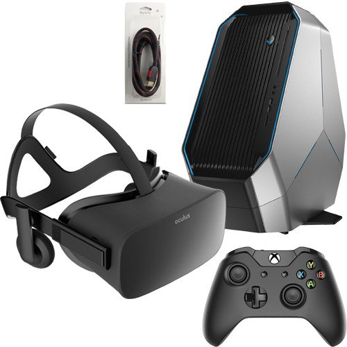 Oculus-Rift-3-Items-Bundle-Oculus-Rift-Virtual-Reality-Headset-Alienware-Area-51-Series-Desktop-Package-8GB-2TB-Bundle-with-Mytrix-High-Quality-HDMI-CableVersin-EEUU-importado-0