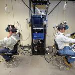La realidad virtual y la carrera al espacio