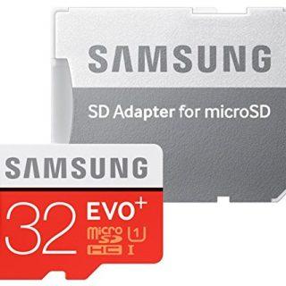 Samsung-MB-MC32DAAMZ-Tarjeta-de-memoria-micro-SD-EVO-de-32-GB-con-adaptador-SD-0