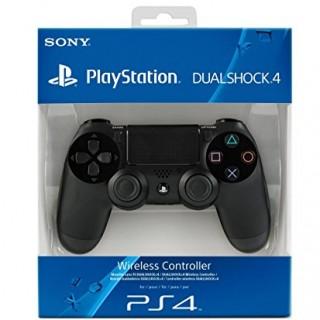 Sony-Mando-inalmbrico-DualShock-4-para-PlayStation-4-Color-negro-0