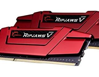 V-Series-F4-2400C15D-16GVR-16-GB-memoria-RAM-de-skill-Ripjaws-8-gbx2-Kit-de-memoria-DDR4-2400-mhz-C15-12-V-roja-de-ira-0