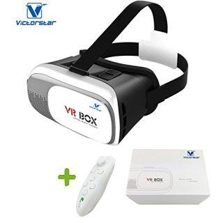 VICTORSTAR--VR-Caja-II-Auricular-3D-Gafas-Remoto-Controlador-VR-Realidad-Virtual-3D-Gafas-de-Vdeo-3D-Juego-Gafas-El-47-a-la-de-6-Pulgadas-IOS-Telfonos-Inteligentes-Android-Celulares-0