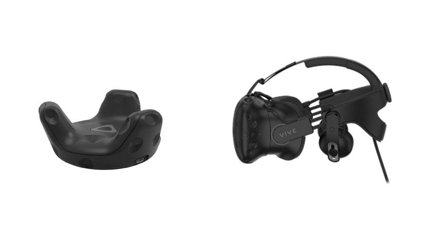 VIVE amplía sus accesorios con el lanzamiento de Vive Tracker y Deluxe Audio Strap