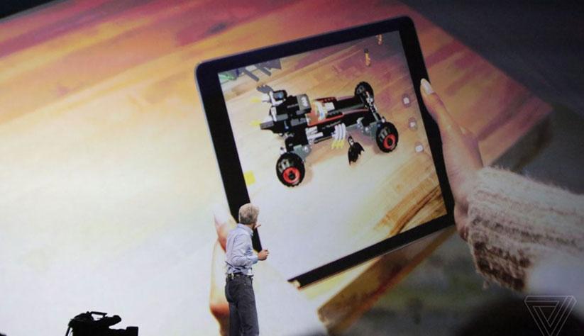 """Arkit de Apple lleva la Realidad Aumentada a """"cientos de millones de iPhones y iPads"""""""