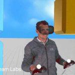 El experimento de Google que reproduce caras en realidad mixta