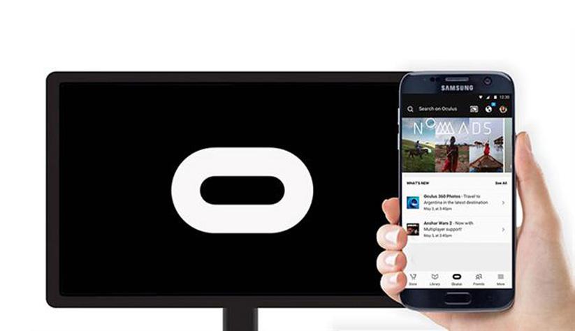 Samsung Gear VR ahora es compatible con Chromecast