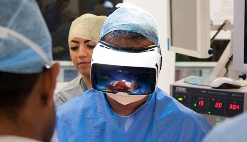 ¿Como cambiará la realidad virtual nuestra salud?