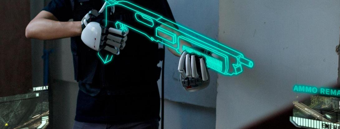 Ya es posible tocar los objetos de tus mundos virtuales