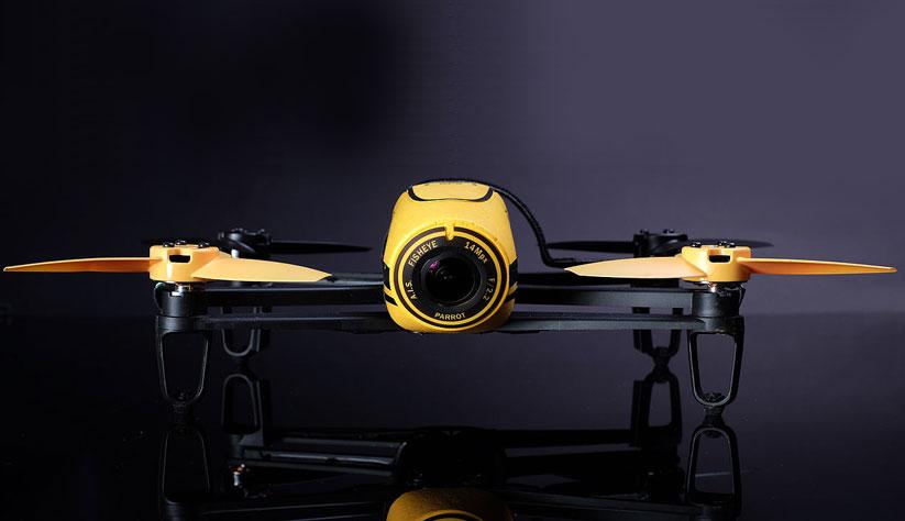 Realidad virtual y drones, una combinación perfecta.