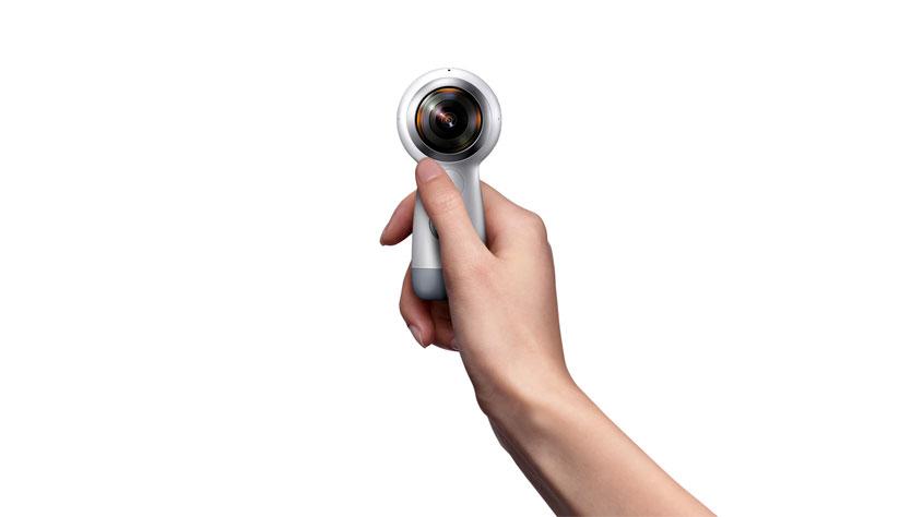 La nueva cámara VR de Samsung: Gear 360 2017