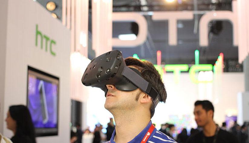 HTC quiere lanzar un dispositivo de realidad virtual móvil este año