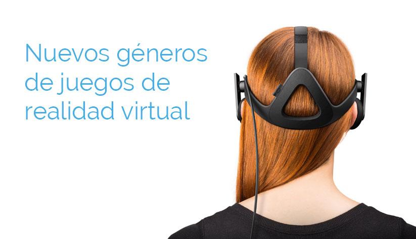 Nuevos géneros de juegos que pueden explotar con la realidad virtual