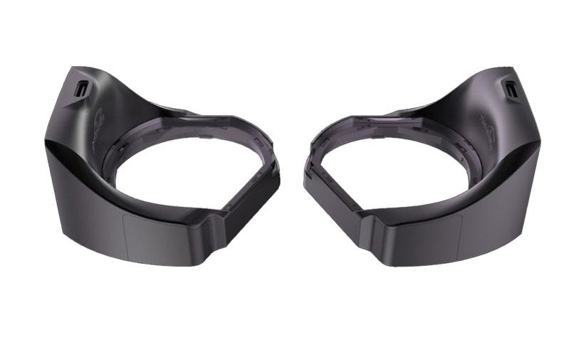 Vive tandrá Eye-tracking gracias a unas lentes correctivas opcionales