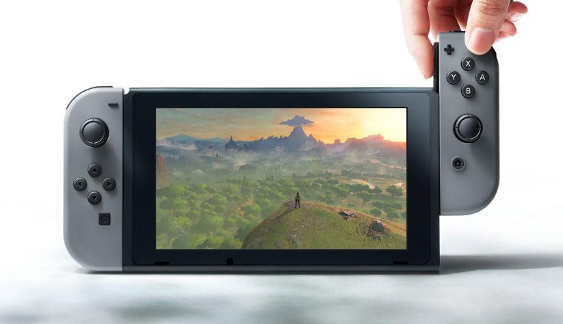 Nintendo podría añadir funcionalidad VR a su nueva consola Switch