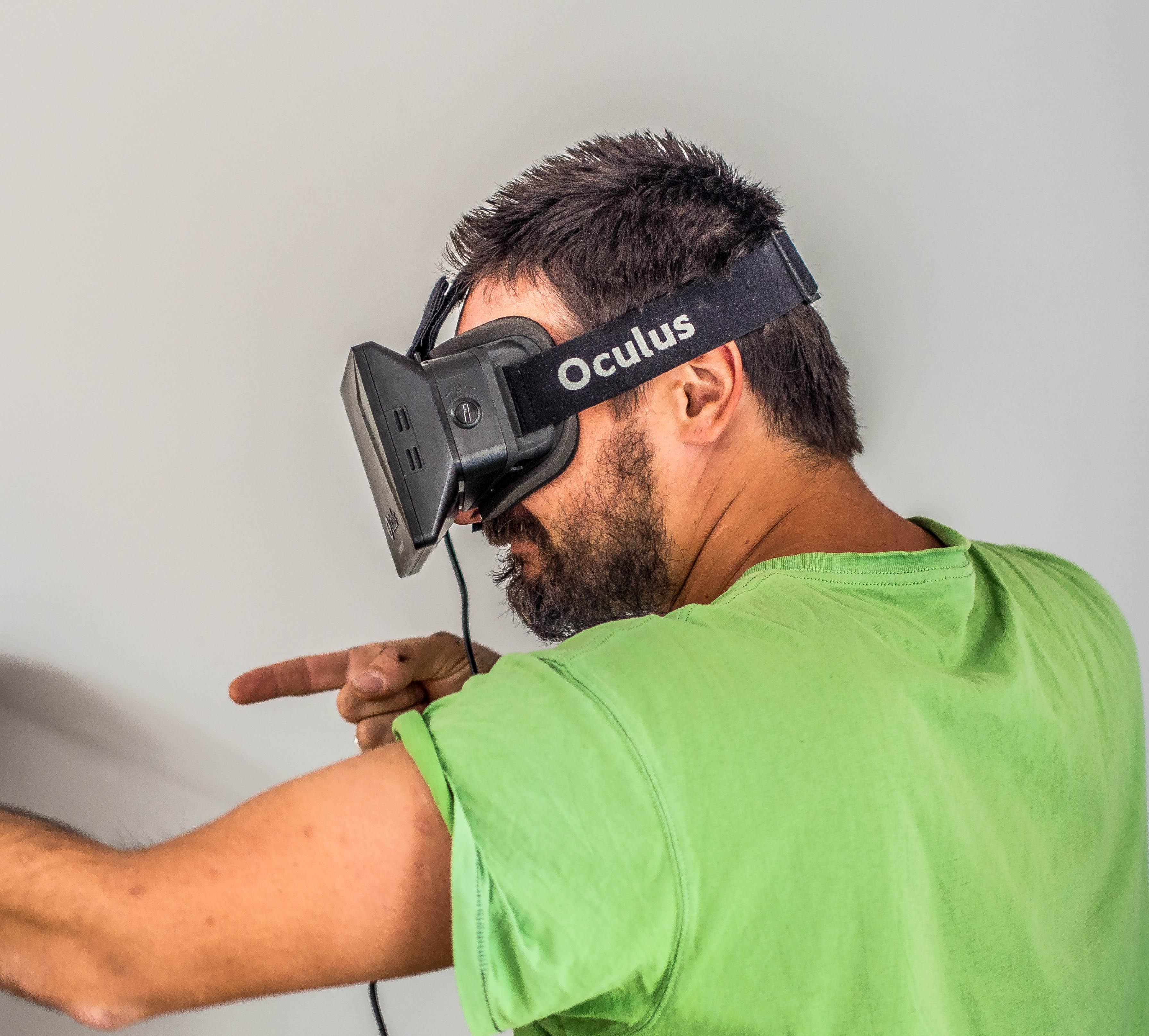 Facebook y Oculus nos teletransportarán  a cualquier lugar del mundo