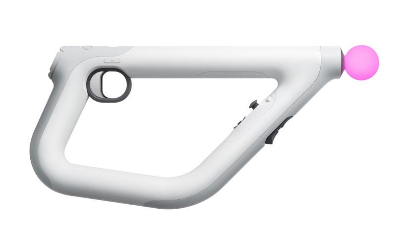 PS VR Aim Controller y Farpoint llegarán en mayo