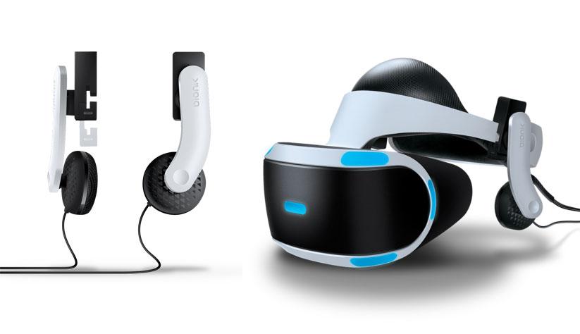 La solución para los auriculares de PlayStation VR se llama Mantis
