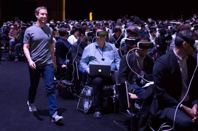 Samsung VR y la realidad virtual para el pueblo