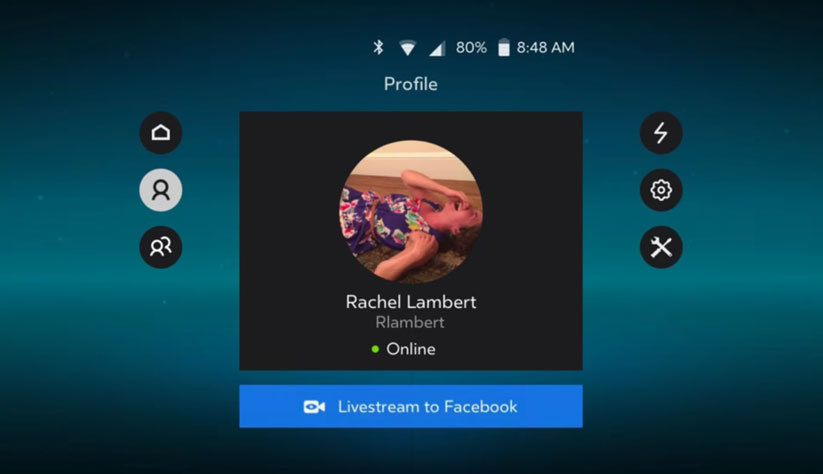 Oculus introduce streaming para juegos de realidad virtual en Facebook Live