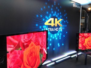 televisiones 4k sony