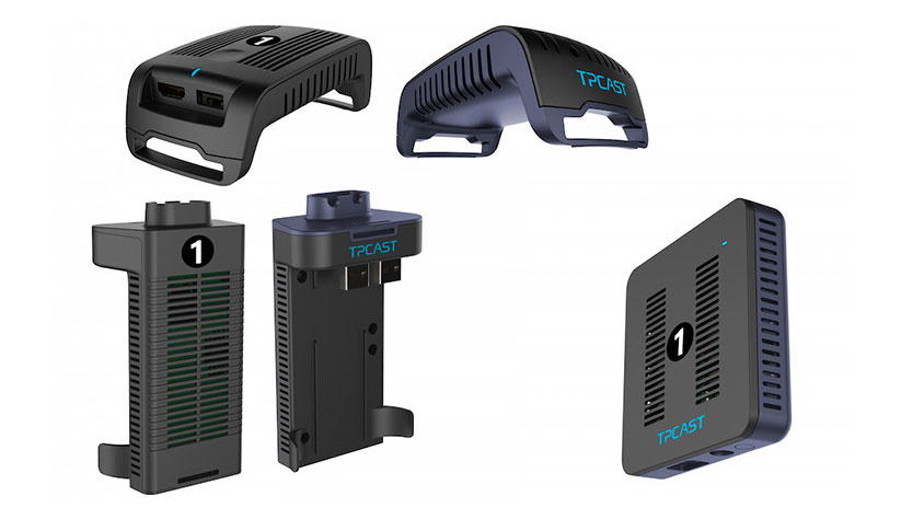 TPCast Business Edition permite seis Vives de forma inalámbrica a la vez