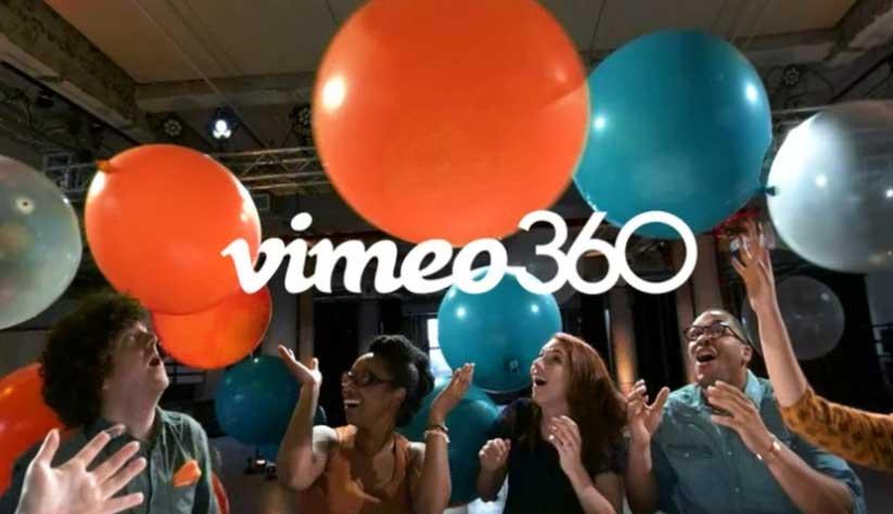 Vimeo introduce soporte para vídeos 360