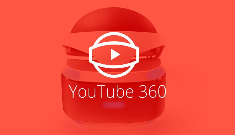 PlayStation VR es el primer dispositivo de alta gama en tener soporte para YouTube VR